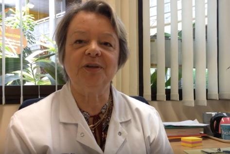 Françoise Bauden – Hôpital Universitaire ROBERT DEBRE